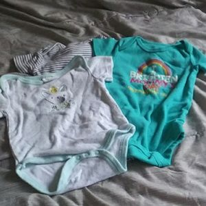 Other - Bundle of 3 Onesies